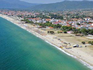 Asprovalta beach Greece