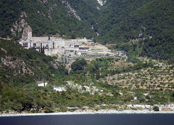 Cruises to Mount Athos